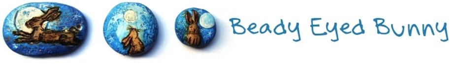 Beady Eyed Bunny