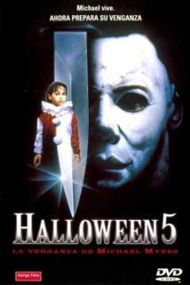 descargar Halloween 5: La Venganza de Michael Myers  – DVDRIP LATINO