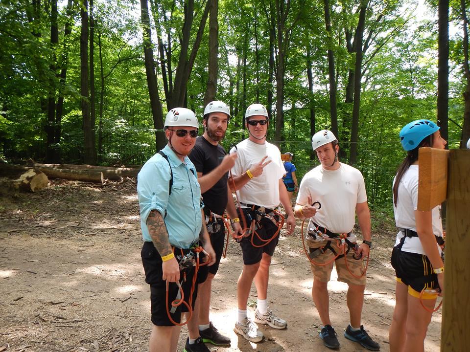 Treetop Trekking Brampton