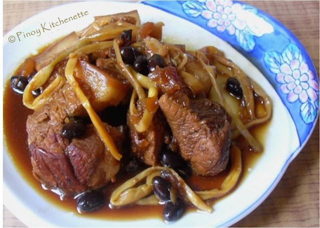 Pork Humba ~ Pinoy Kitchenette