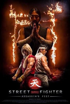 Assistir Filme Street Fighter: Punho do Assassino Legendado Online
