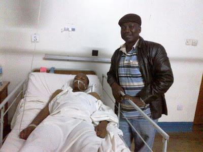 Kaka michuzi Aishukuru Hospitali ya KiLutheri ya Haydom