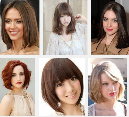 Cara Menata Rambut Tipis Sebahu Ikal Pendek Untuk Ke Pesta Sekolah - Hairstyle rambut pendek ke pesta