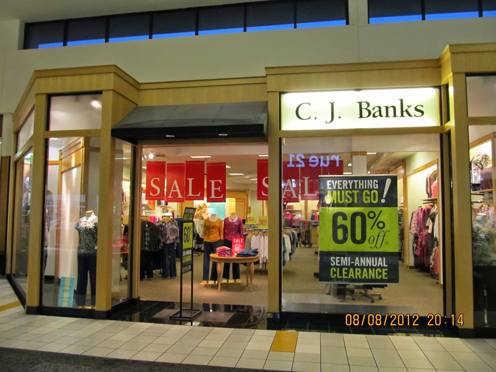 Trip to the Mall: Eastland Mall- (Bloomington, IL)