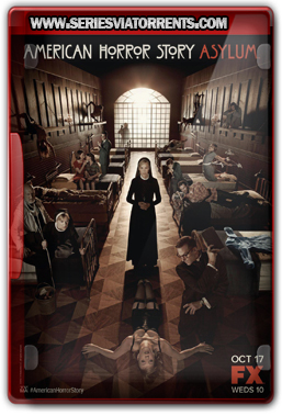 American Horror Story: Asylum 2ª Temporada Dublado – Torrent Bluray 720p (2012)