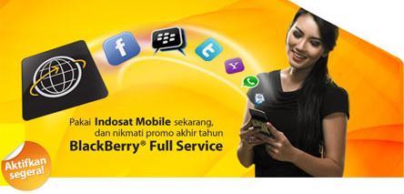 Cara Daftar Paket Blackberry Indosat – alrezacell