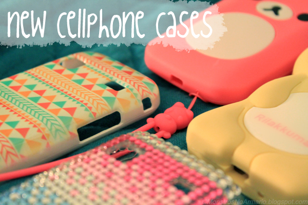 New cellphone cases