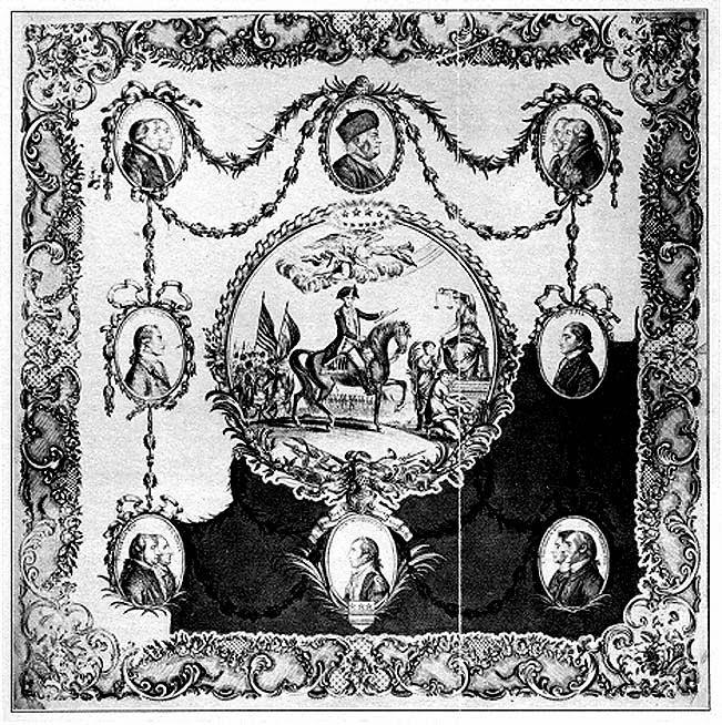 Mouchoir Miraculeux Egyptien No. 777B dans astrologique Handkerchief1
