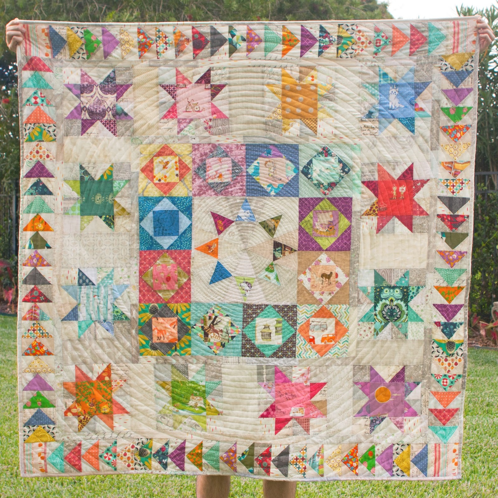 arm completed client at long quilt quilting quilts of monterrey medallion love mainely main pictures services
