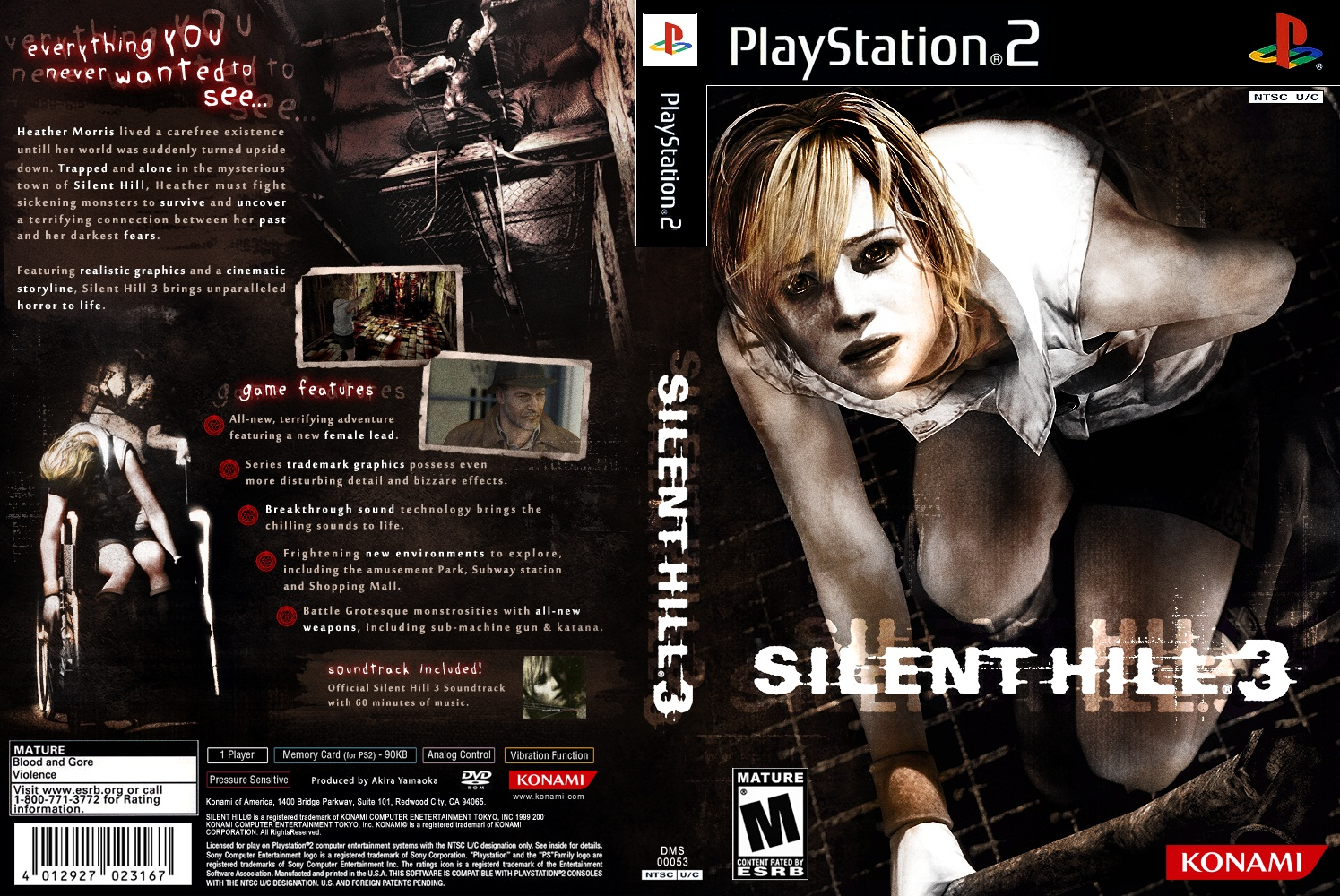 28 Oct You searched for: Silent hill 3 cheats codes ps2 Fou