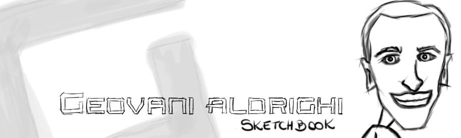 Geovani Aldrighi Sketchbook