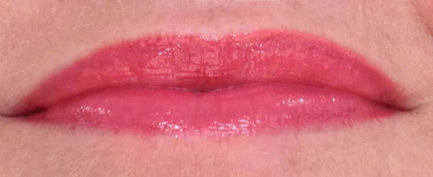 Dior Fluid Stick 373 Rieuse lip swatch