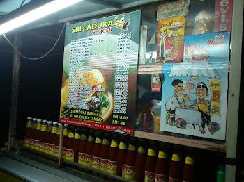 Makan2 Klate 20 | Sri Paduka Burger