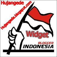 Kumpulan Widget Blogger Indonesia