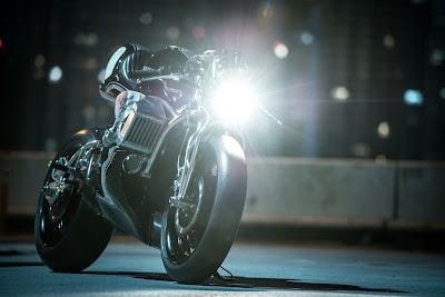 "Harley Davidson ""Street 750"" by Cherry´s Company"