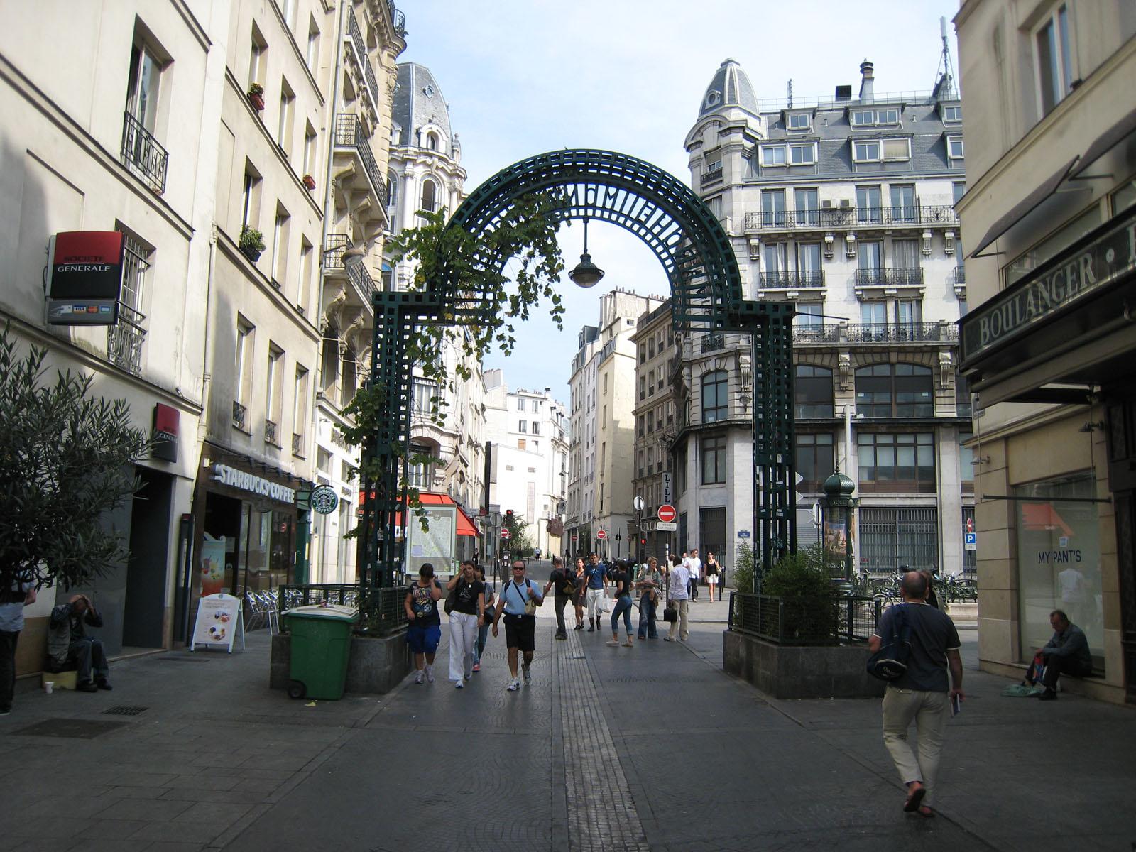Photos et voyages paris 2 me arrondissement op ra comique place de la - Des petits hauts paris ...