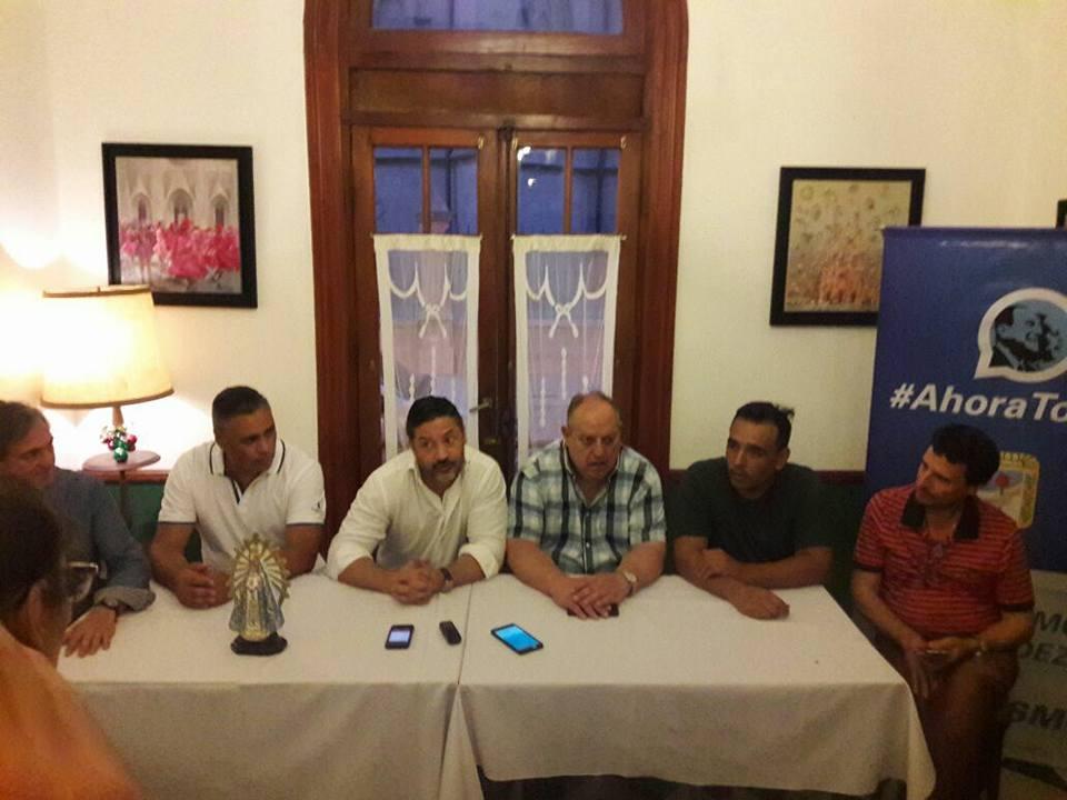 Acto de asunción de autoridades en el Partido Justicialista -Lujan