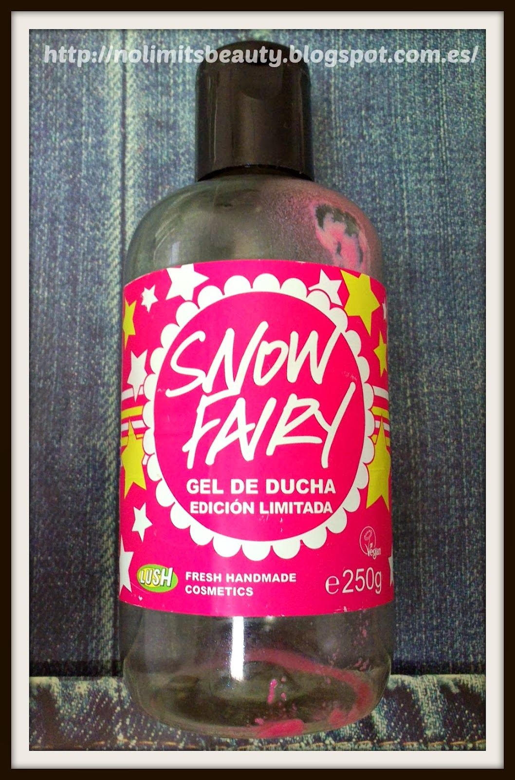Snow Fairy - Lush