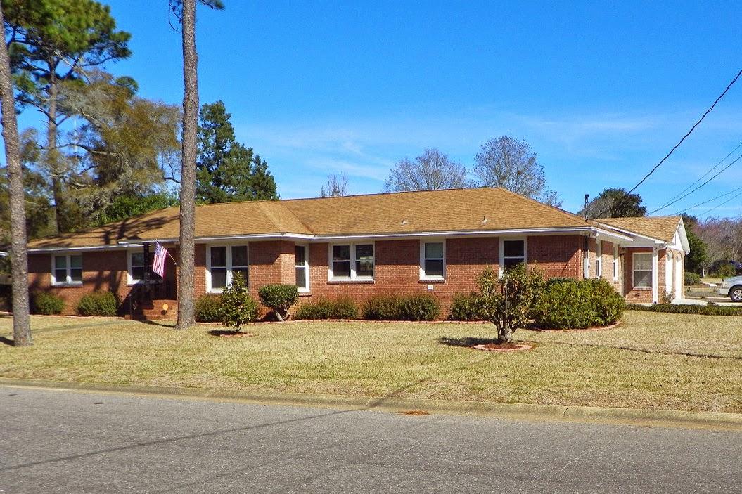 Typical Cordova Park home  ~ Pensacola Real Estate