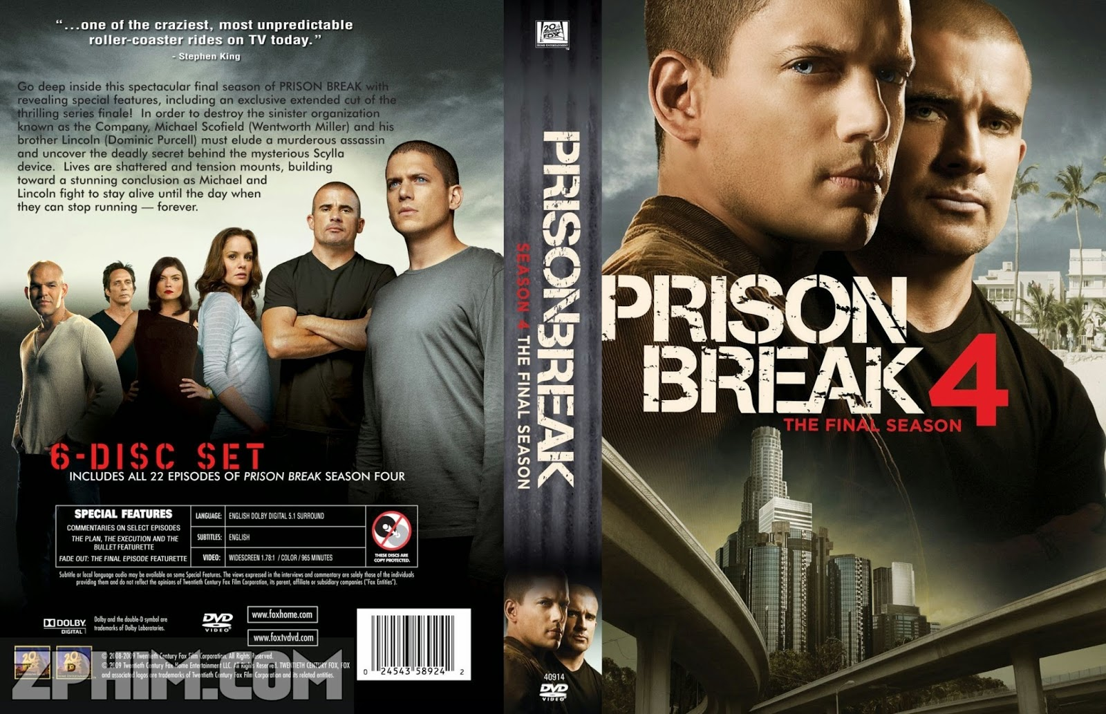 Ảnh trong phim Vượt Ngục 4 - Prison Break Season 4 1