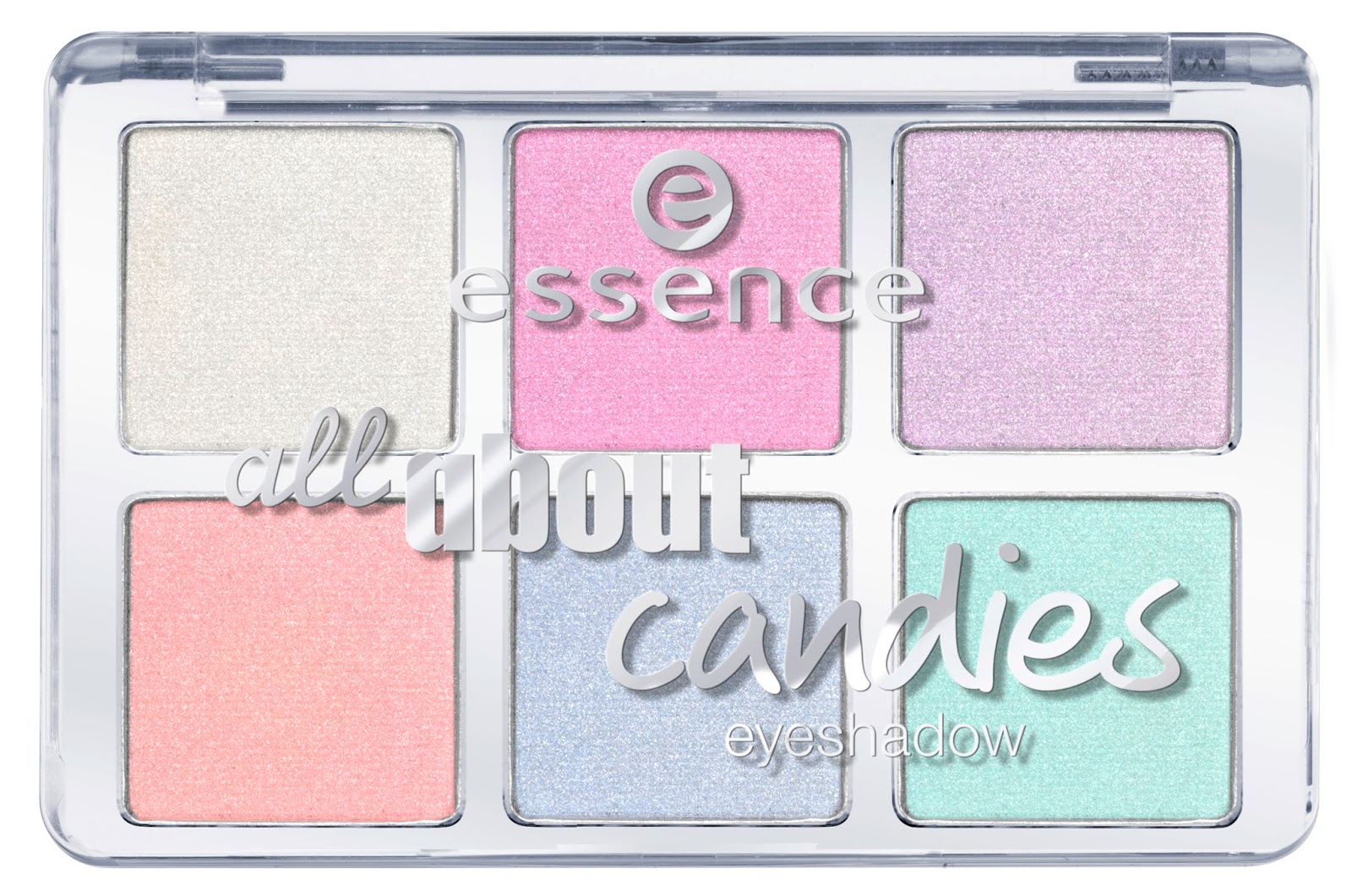 essence new in town – all about candies eyeshadow palette