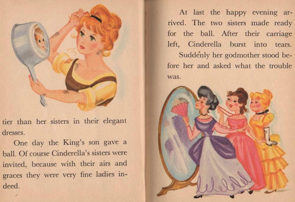 Cinderella a Rand Mcnally