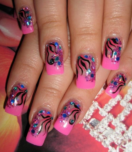 Awesome Nail Art: Nail Art Quality: Awesome Nail Arts For Hands