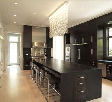 Diseños de cocinas: desayunadores para cocina