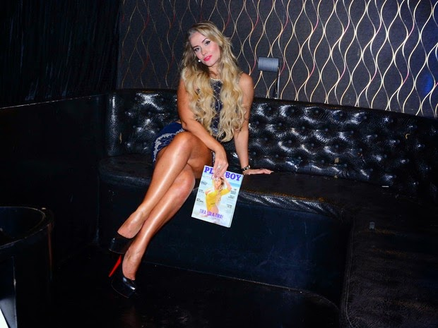 As Fotos De Lola Melnick Nua Na Playboy Dezembro