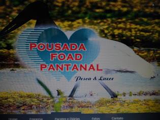 """POUSADA FOAD PANTANAL"""""""