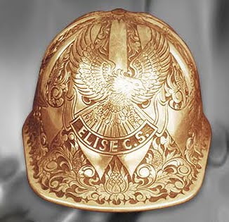 Crafts Copper Helmet