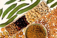 Alimentos constructores de origen vegetal