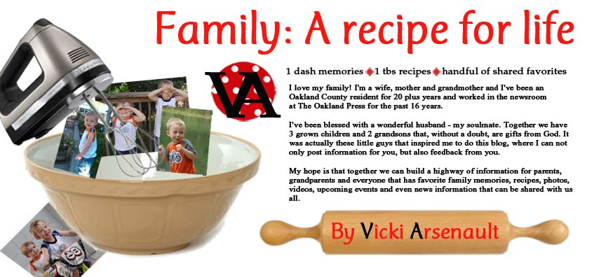 Family: A Recipe for Life