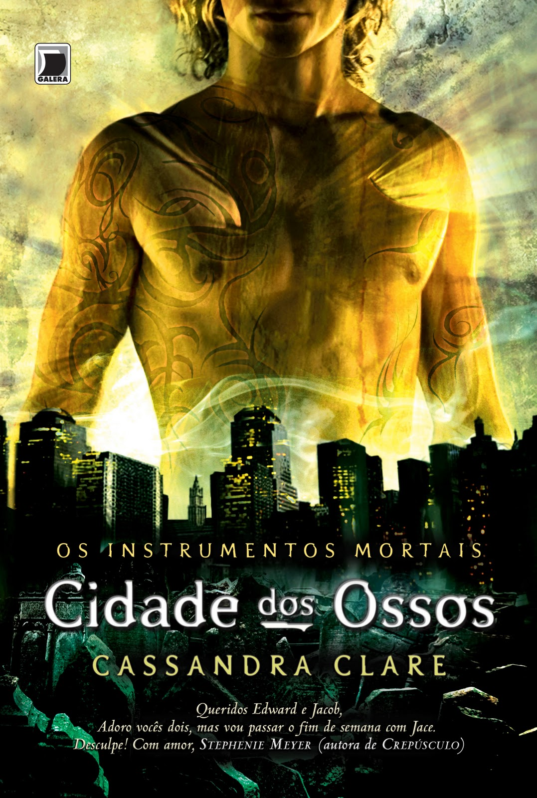 Os Instrumentos Mortais – Cidade dos Ossos BDRip XviD Dual Audio Dublado – Torrent