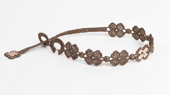 Cruciani bracelet on www.designandfashionrecipes.com