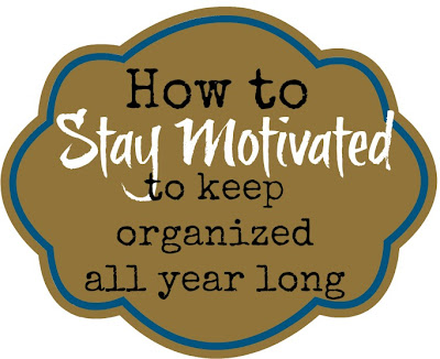 organized organizing motivation