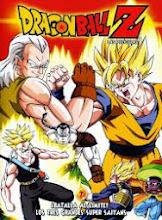 Dragon ball Z: La Pelea De Los 3 Saiyajin (1992)