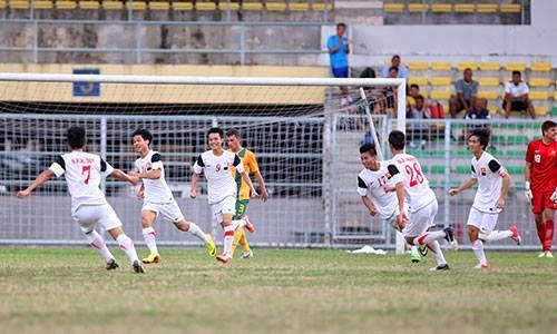 U19- VIET-NAM-THANG-DAM-U 19- UC
