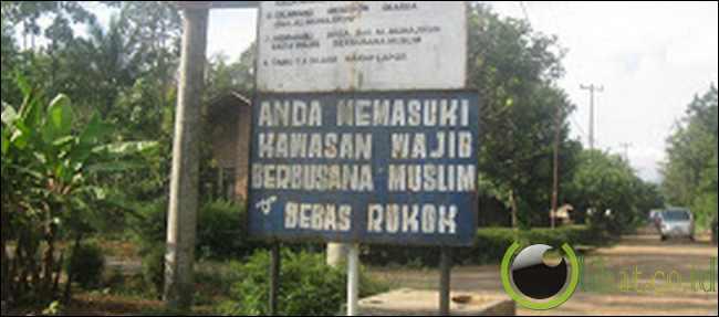 Dusun Muhajirun, Lampung