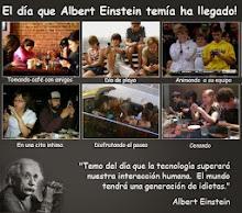 PROFECIA DE ALBERT EINSTEIN
