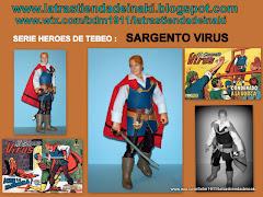 SARGENTO VIRUS