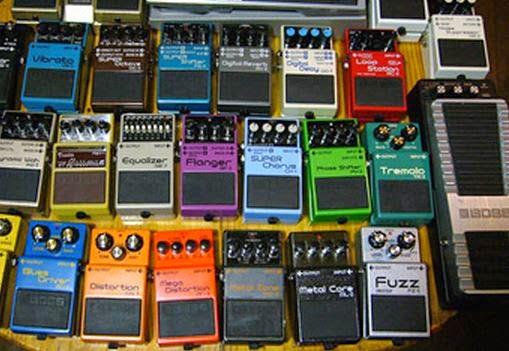 tips memilih efek gitar stompbox