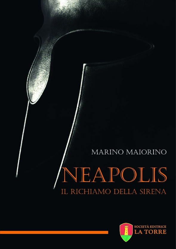 Neapolis - Il richiamo della Sirena, Copertina