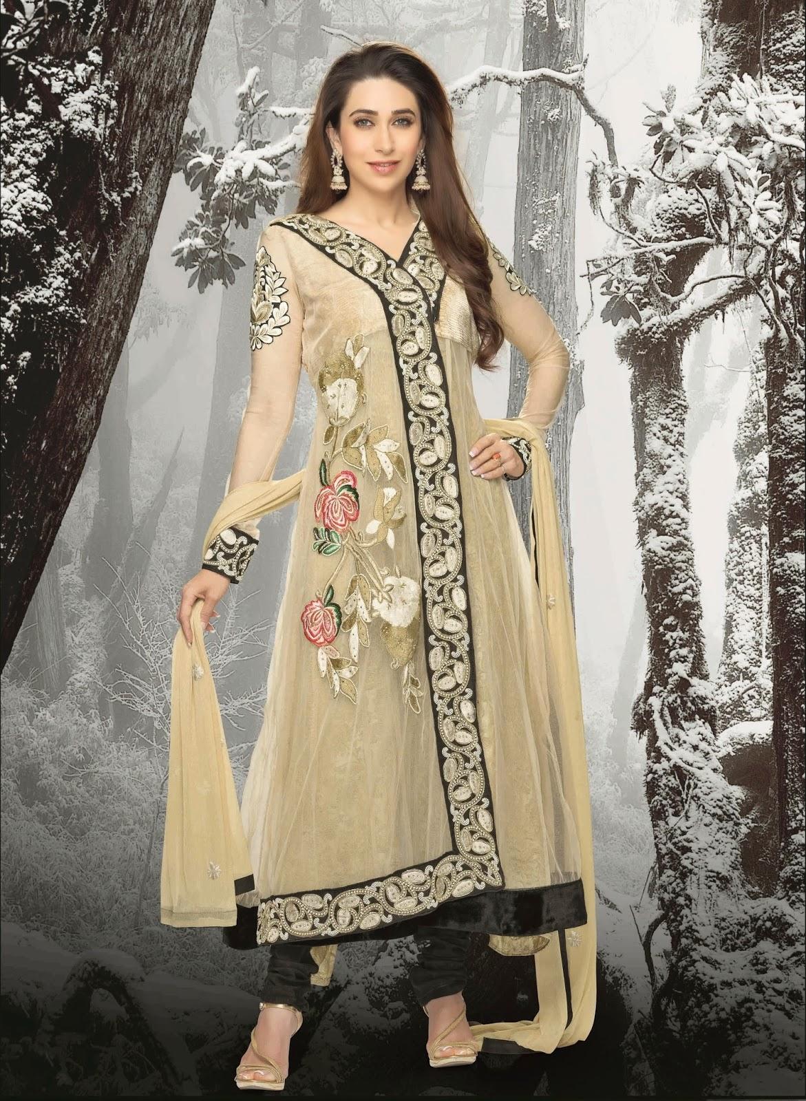 Karishma Kapoor in Suit