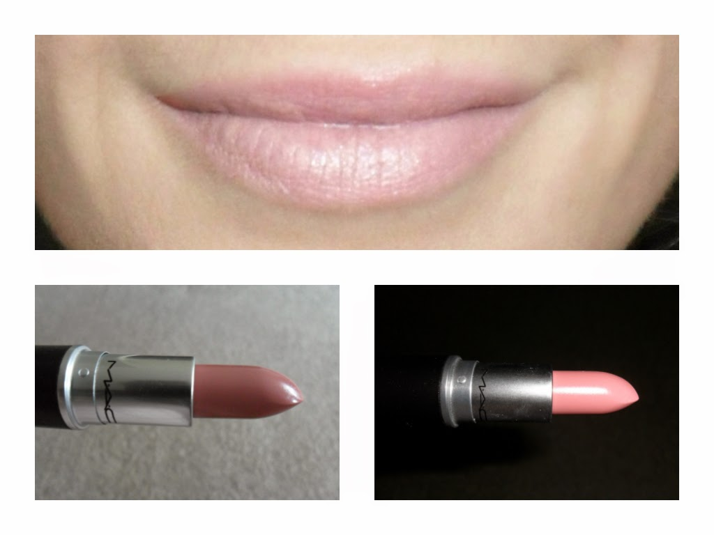 Favourite MAC lipsticks pale skin