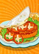 Готовим Бургер Фахитас - Онлайн игра для девочек