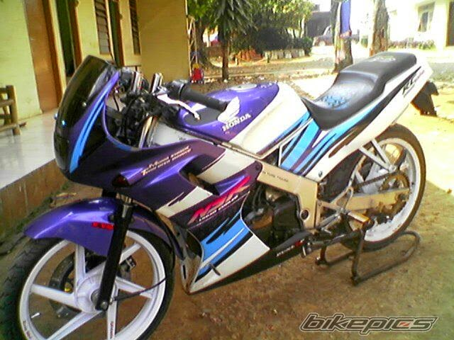 Modifikasi Honda NSR 150 R 1995