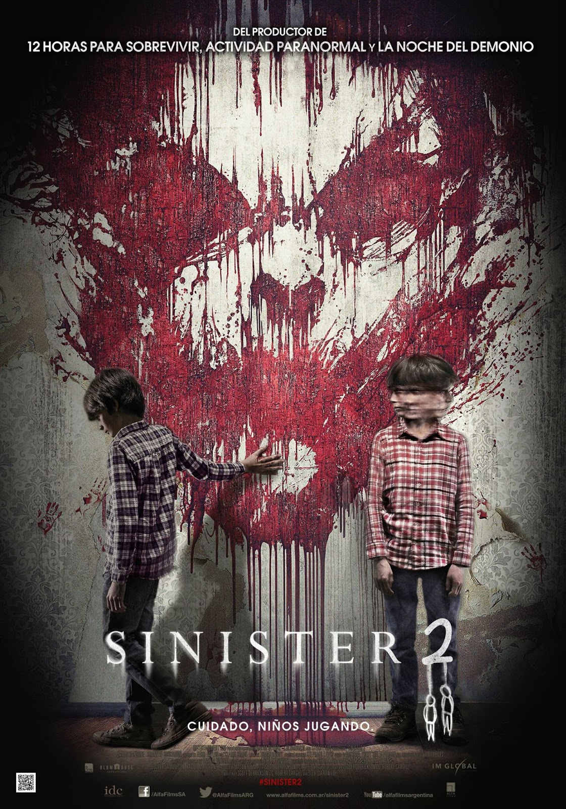 Sinister 2 2015 HDRip 300mb   Free Movies Online