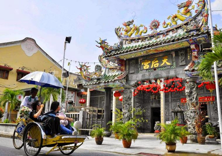 Penang UNESCO World Heritage City Celebration 2014