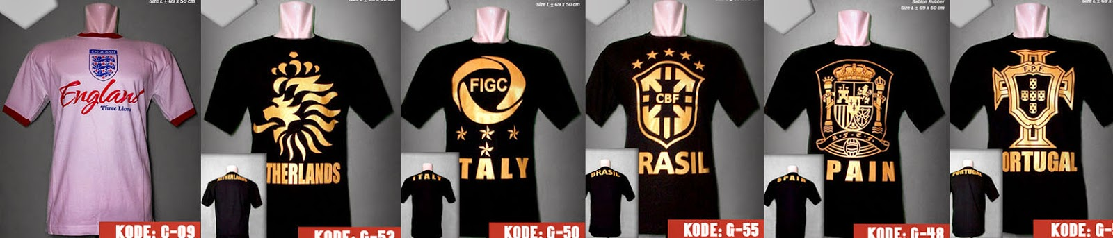 kaos piala dunia germany,kaos german,kaos jesry germany